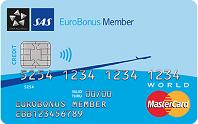 SAS kreditkort