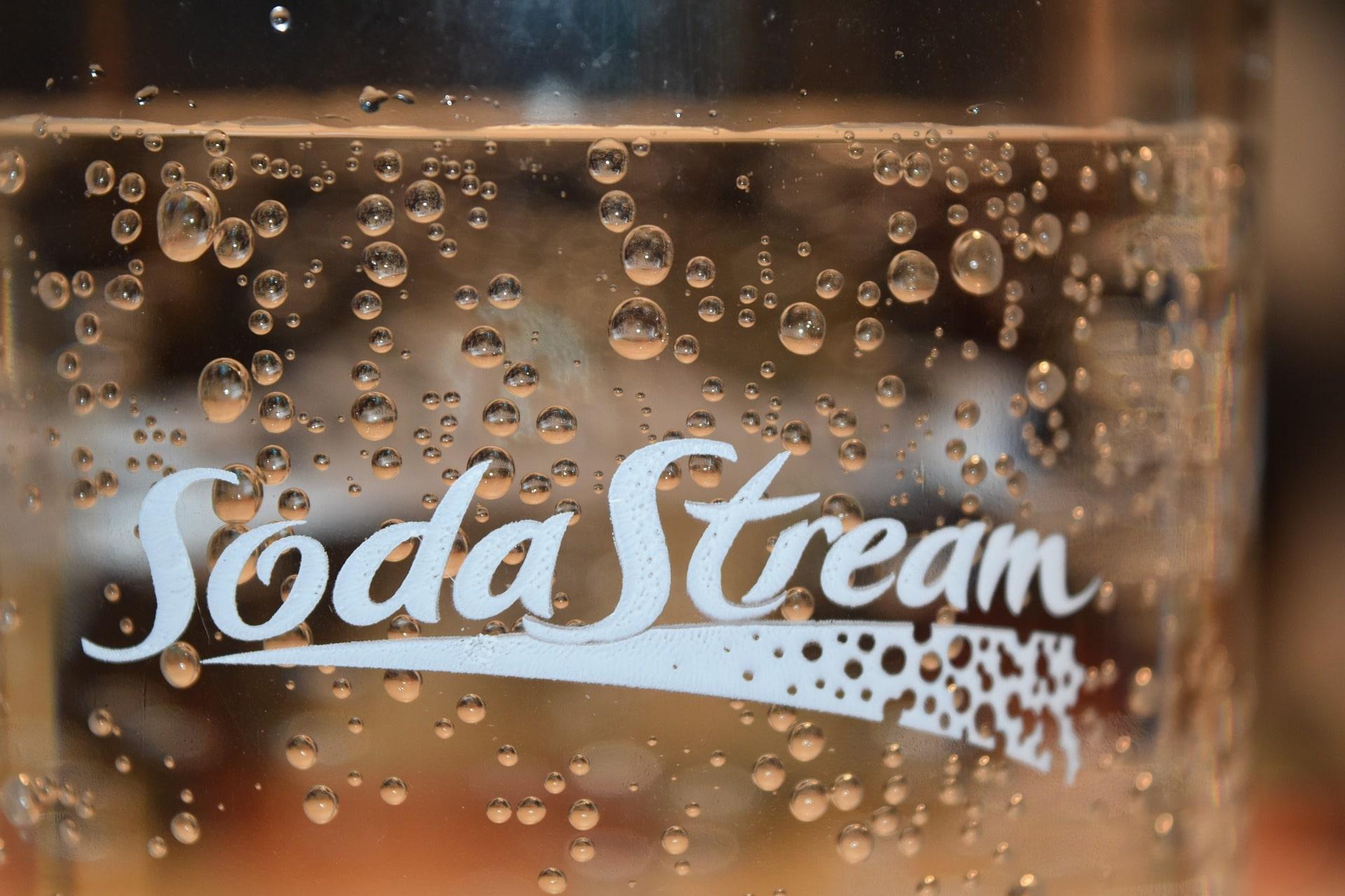 Sodastream sodavandsmaskine